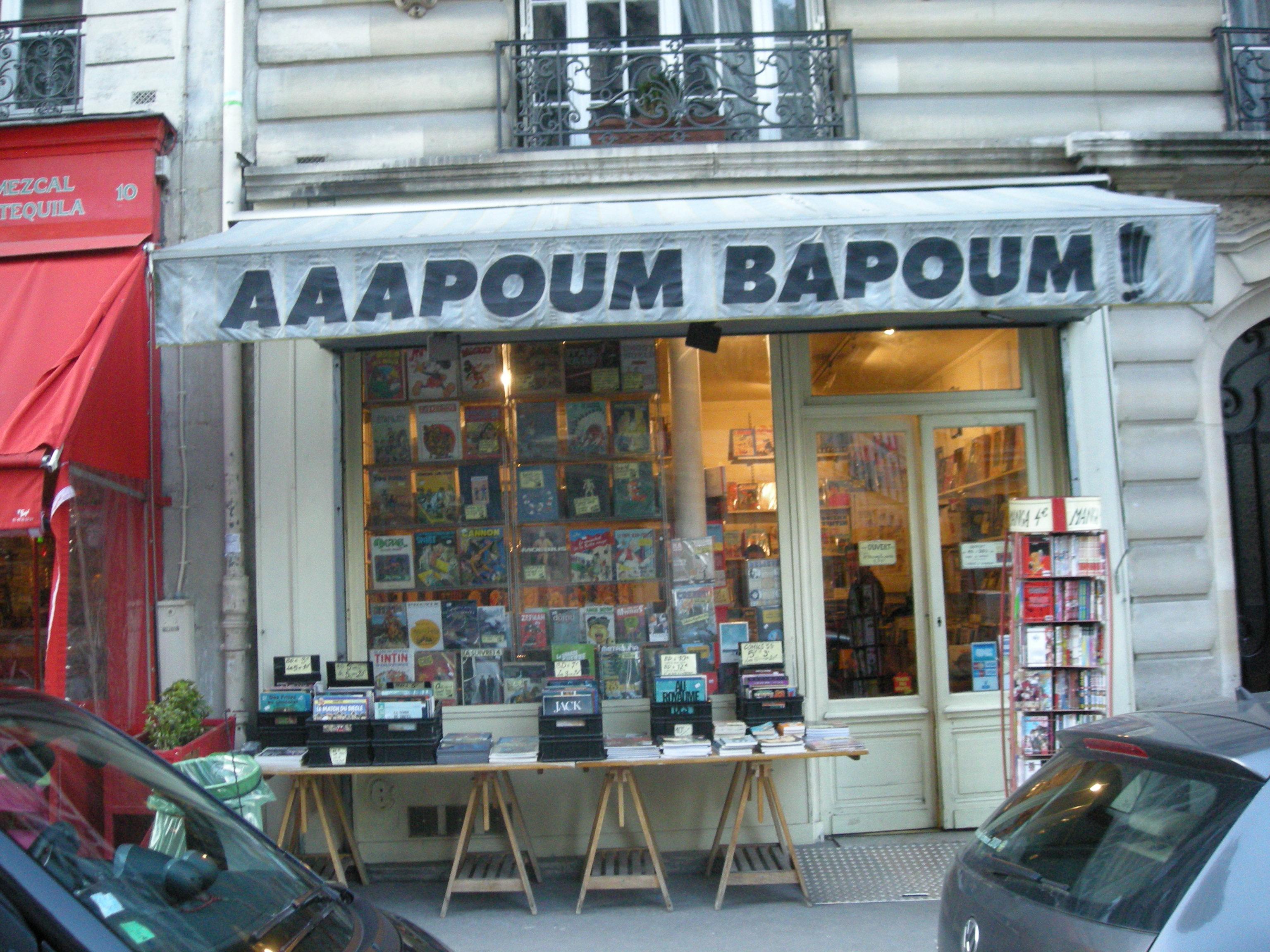 Aaapoum bapoum - Dante