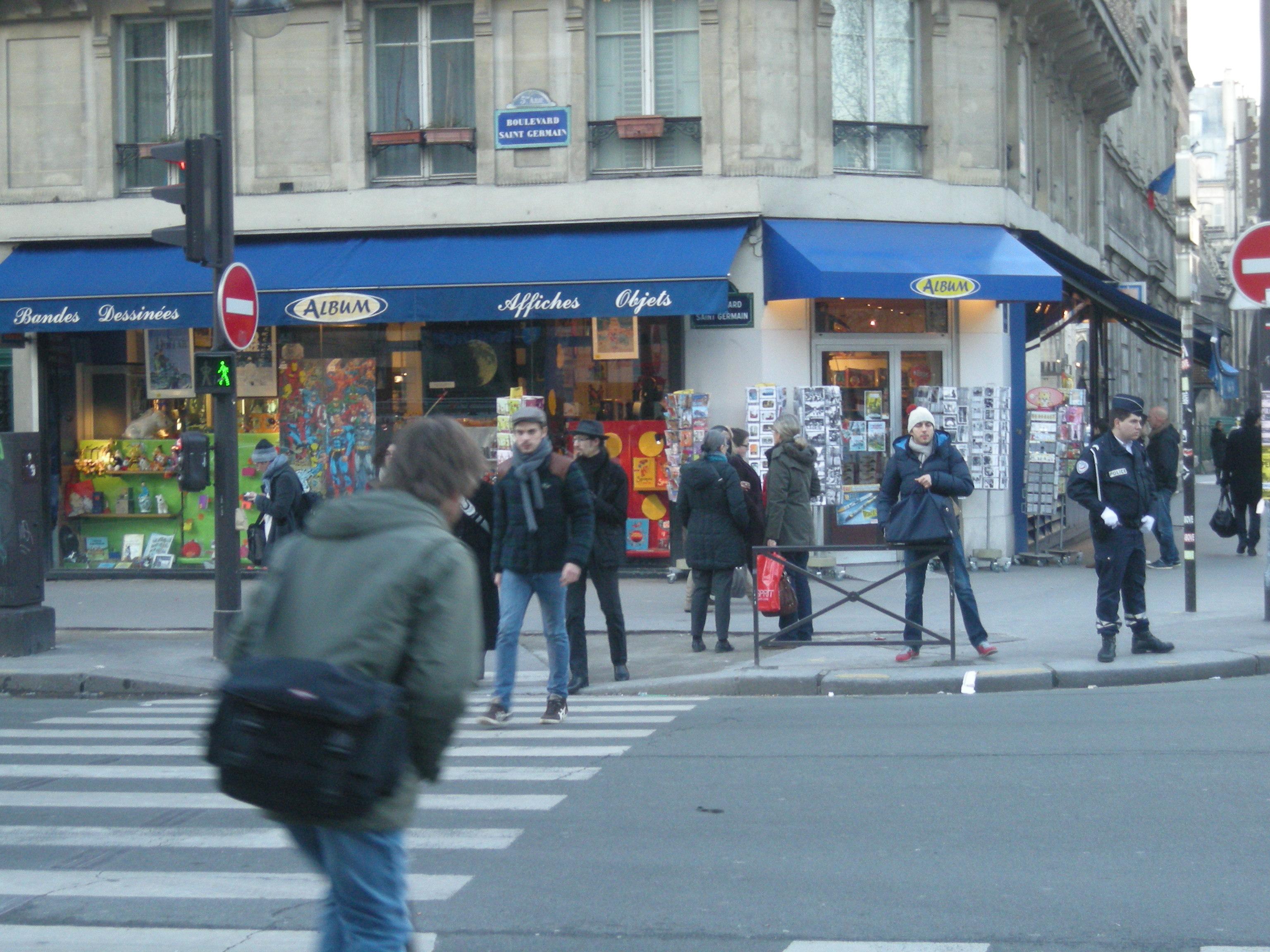 Album St Germain