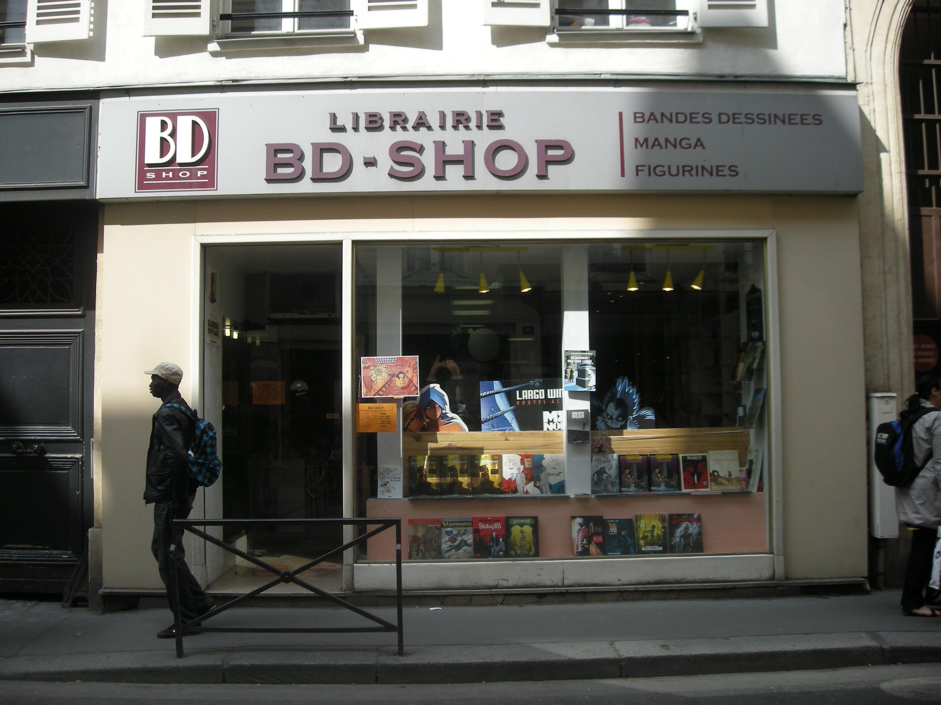 bd shop