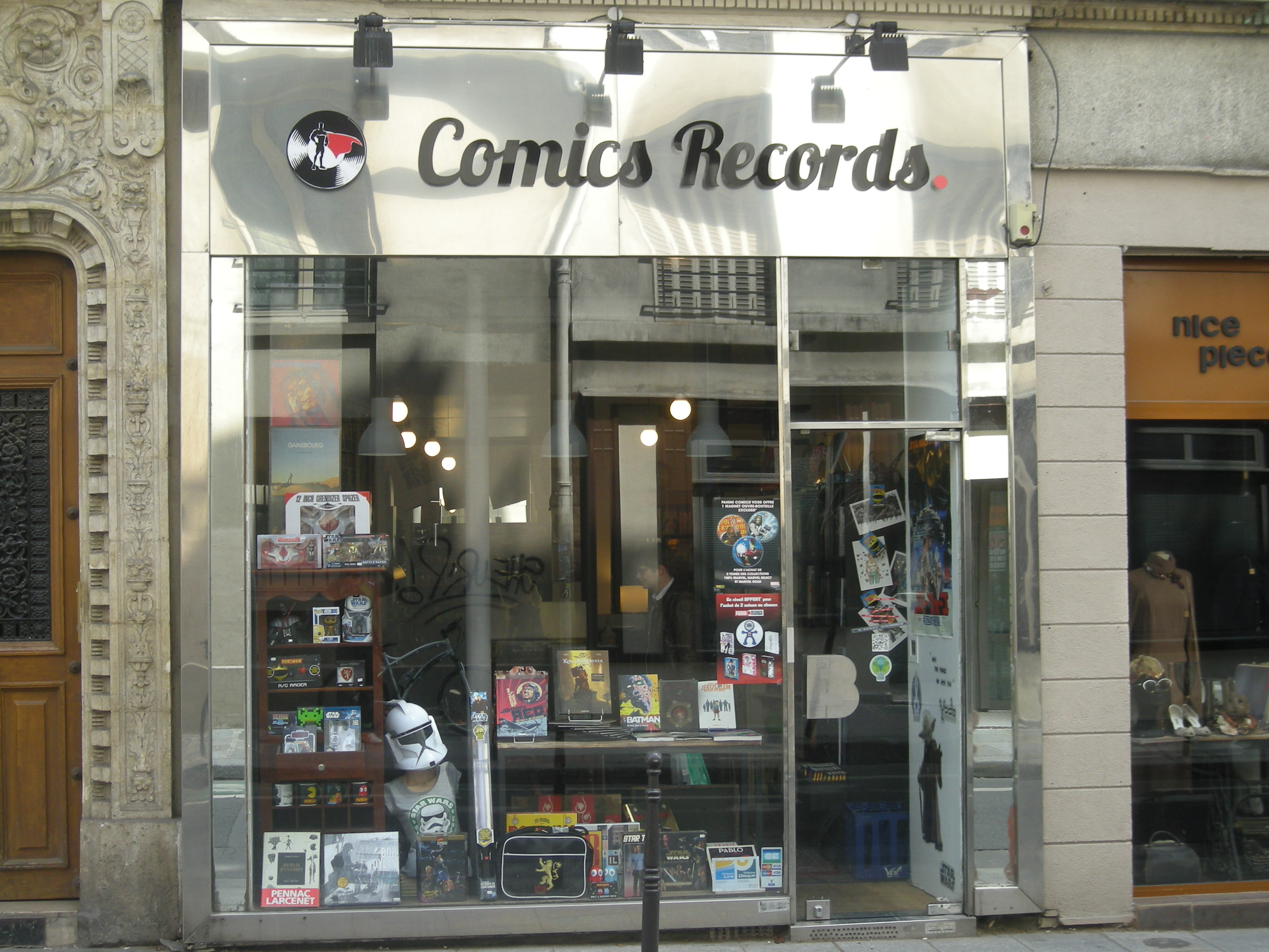 Comics Records
