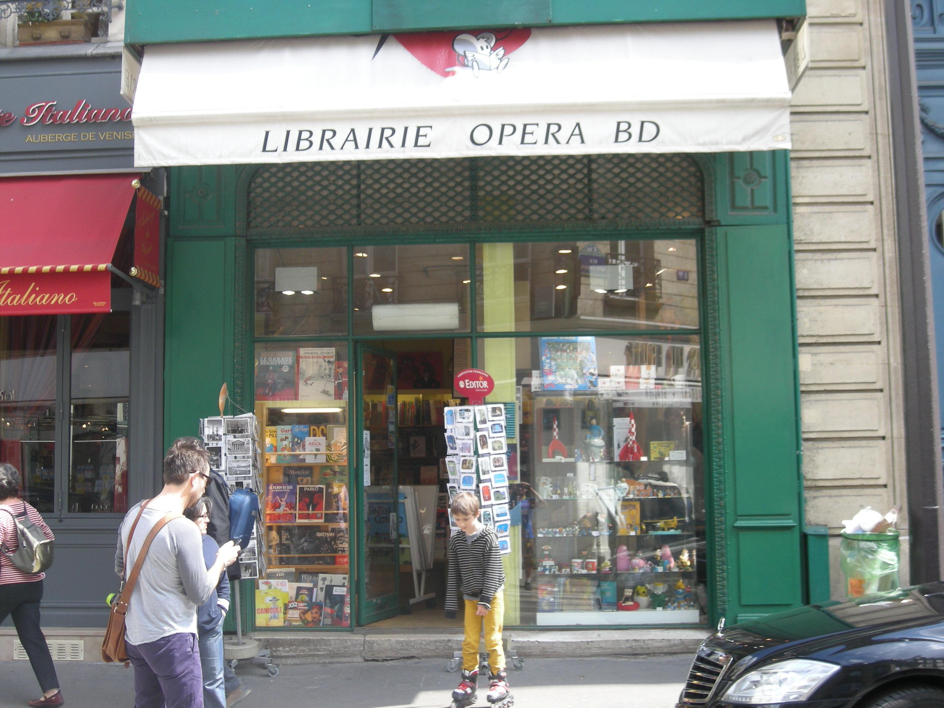 Opéra BD