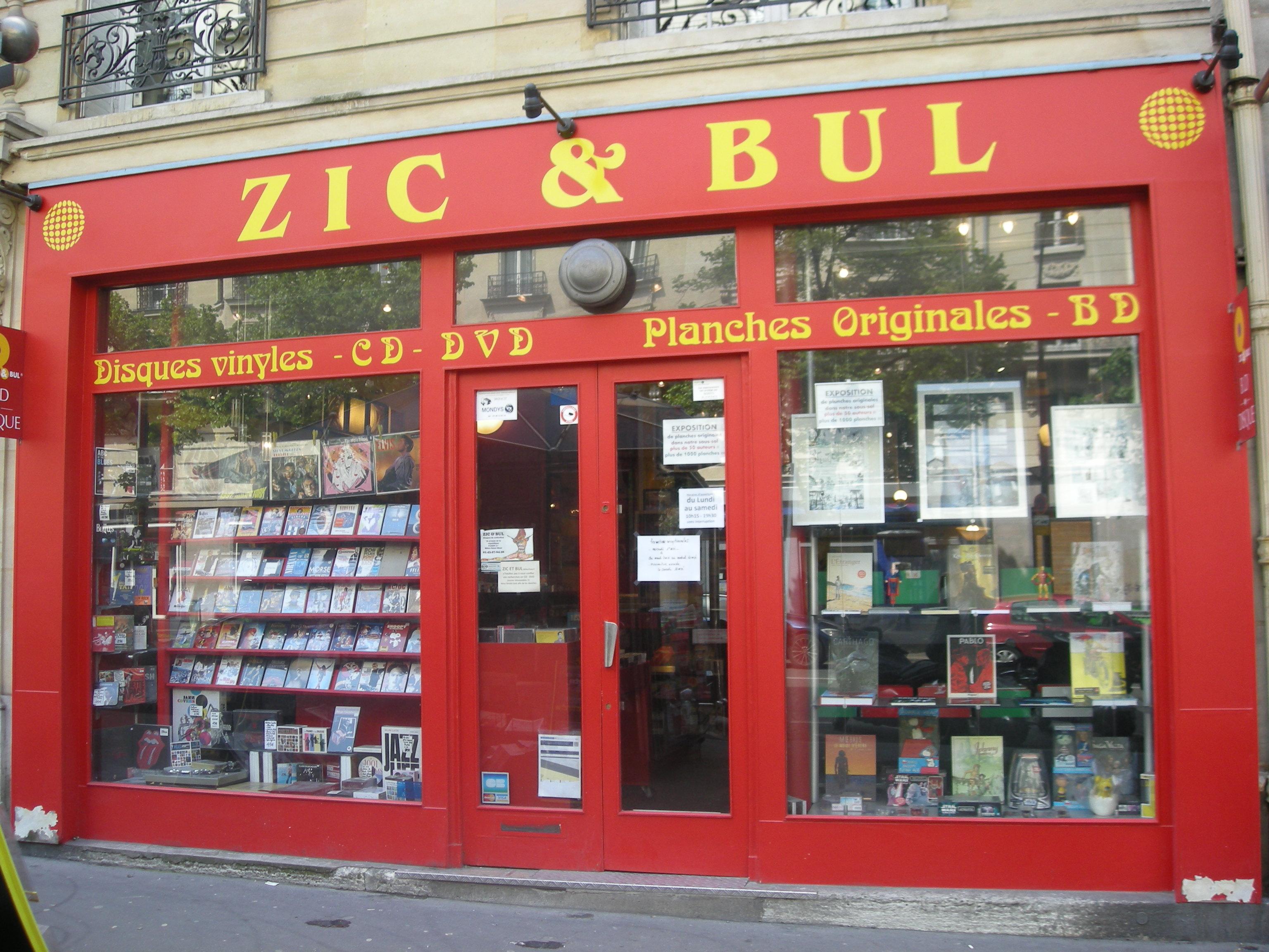 Zic & Bul